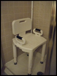 Portable Shower seat