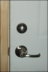 lever-style door handle