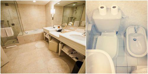 Pic 1 - Bathroom & toilet