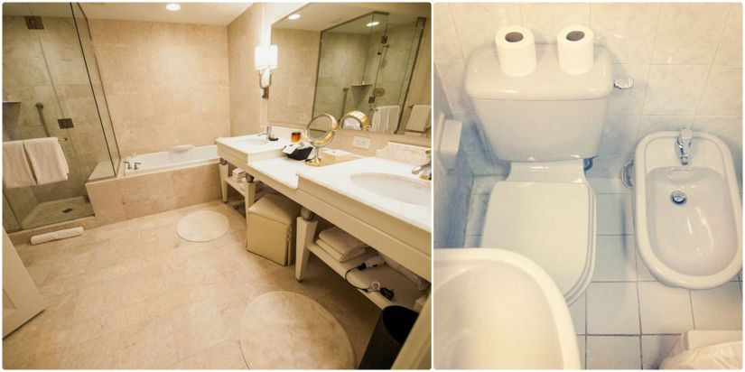 Pic 1 - Bathroom & toilet