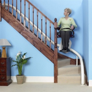 Chris Clayton writes about stairlifts and what to know before buying.