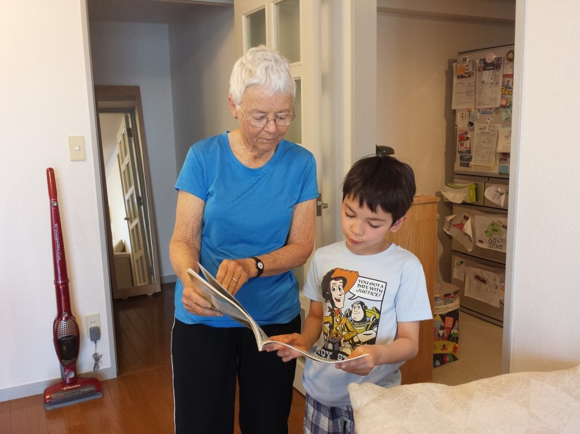 Moving a senior - tips and tricks. Nieves